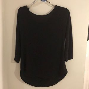 Dynamite Scoop Neck Sweater